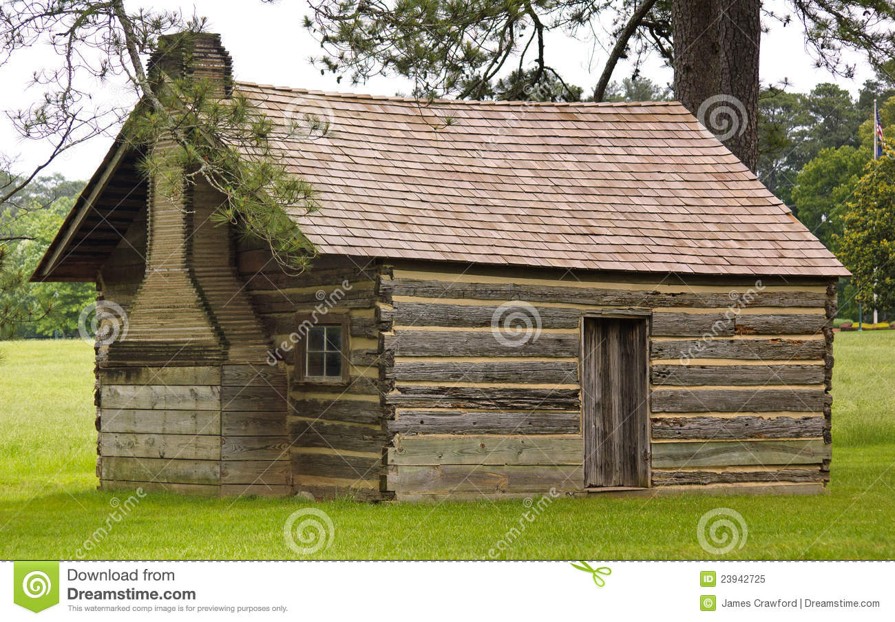Log cabin schoolhouse royalty free stock photo image for Free log cabin