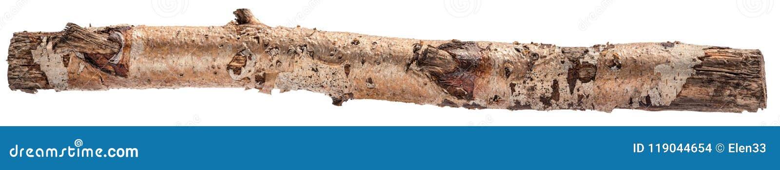 Log isolated
