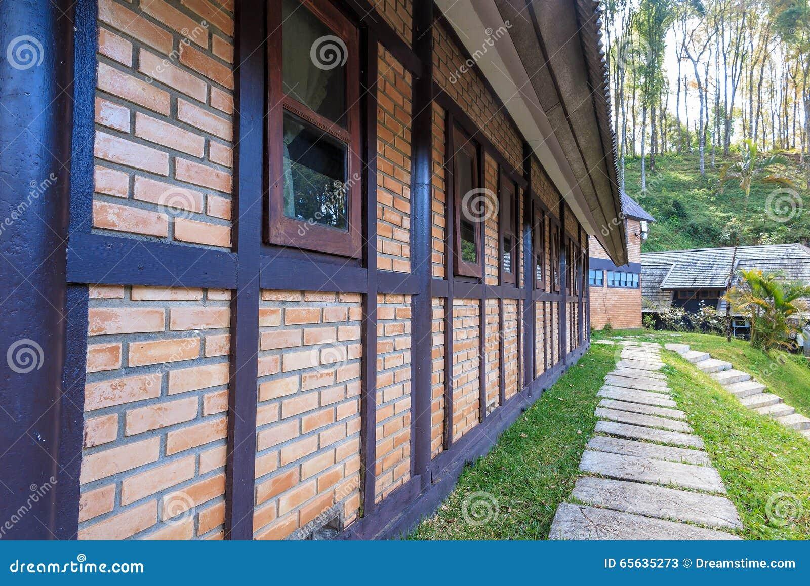 Logement, maison, station de vacances chez Ang Khang, Chiang Mai