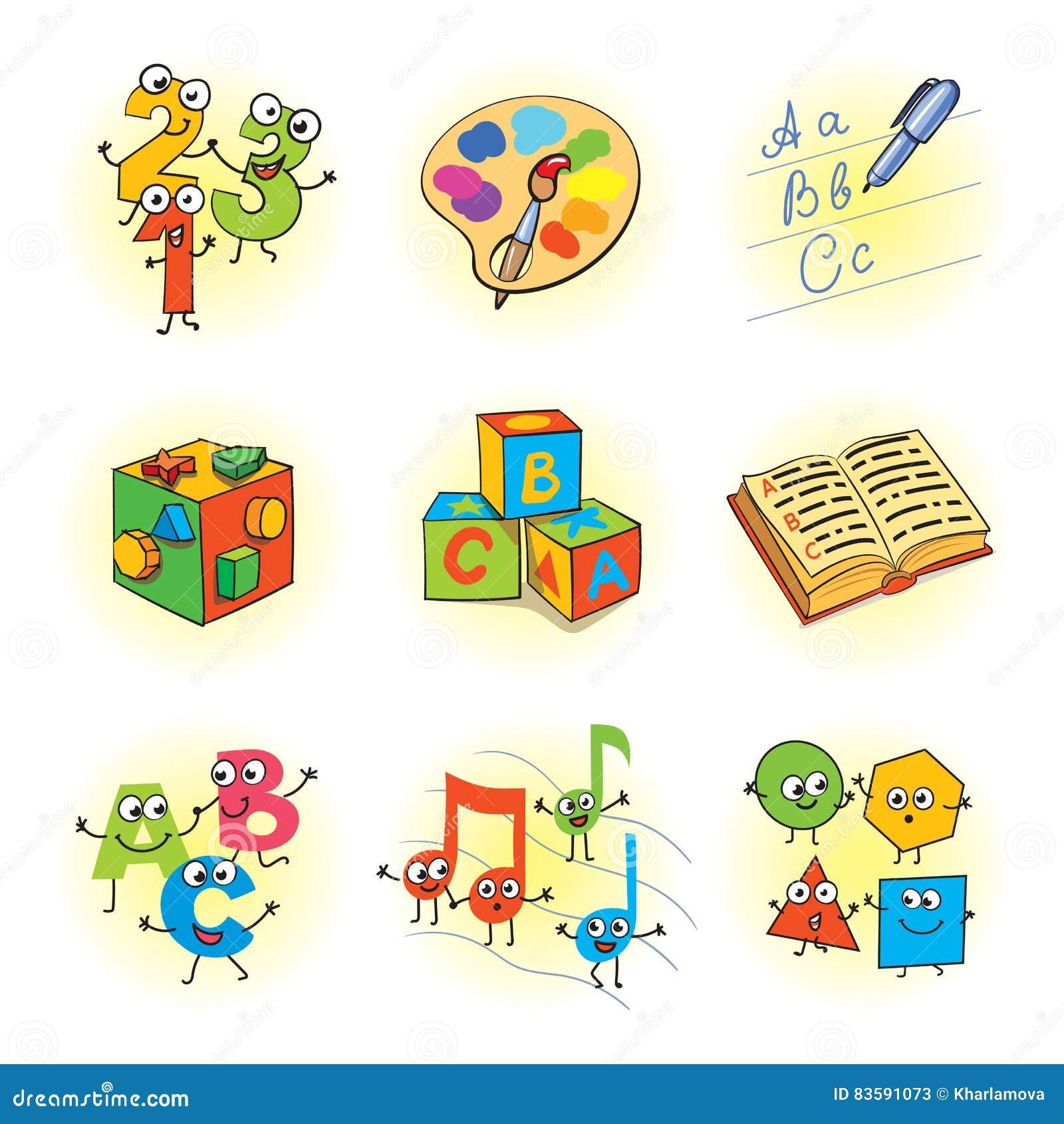 Logikspiele für Kinder vektor abbildung. Illustration von ...