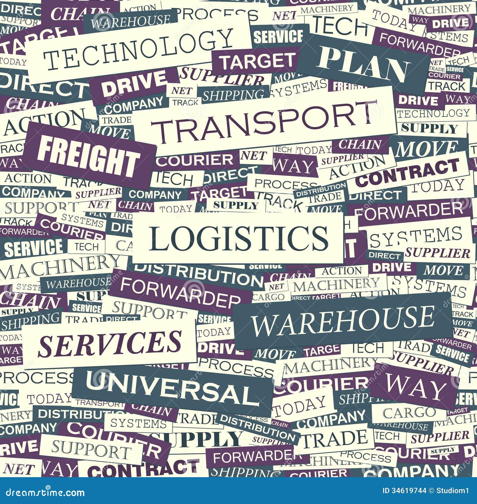 logistics stock vector  image of decoration  cloud  design