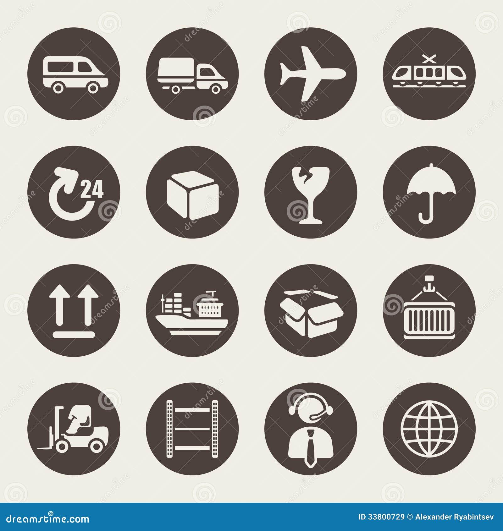 Logistisk symbolsuppsättning