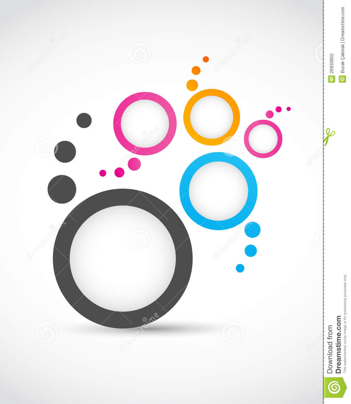 Abstract Round Logo