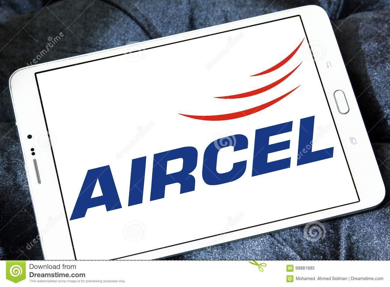 Aircel Mobile Operator Logo Editorial Image - Image of icon, dynamic
