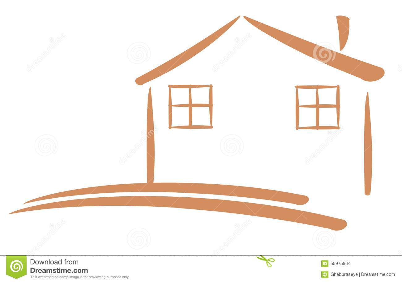 Logo For Architects Or Real Estate Agents Stock Vector ...