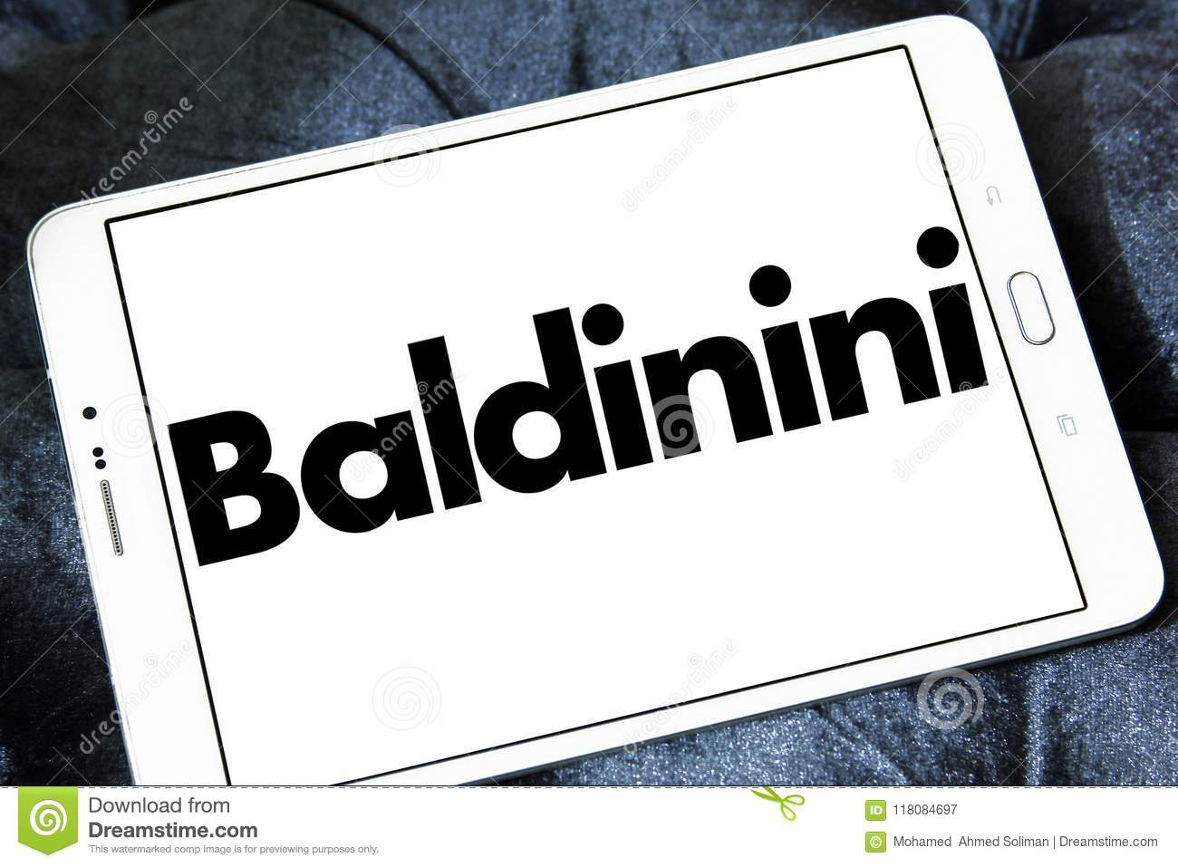 4a544370d Baldinini Footwear Brand Logo Editorial Photography - Image of icons ...