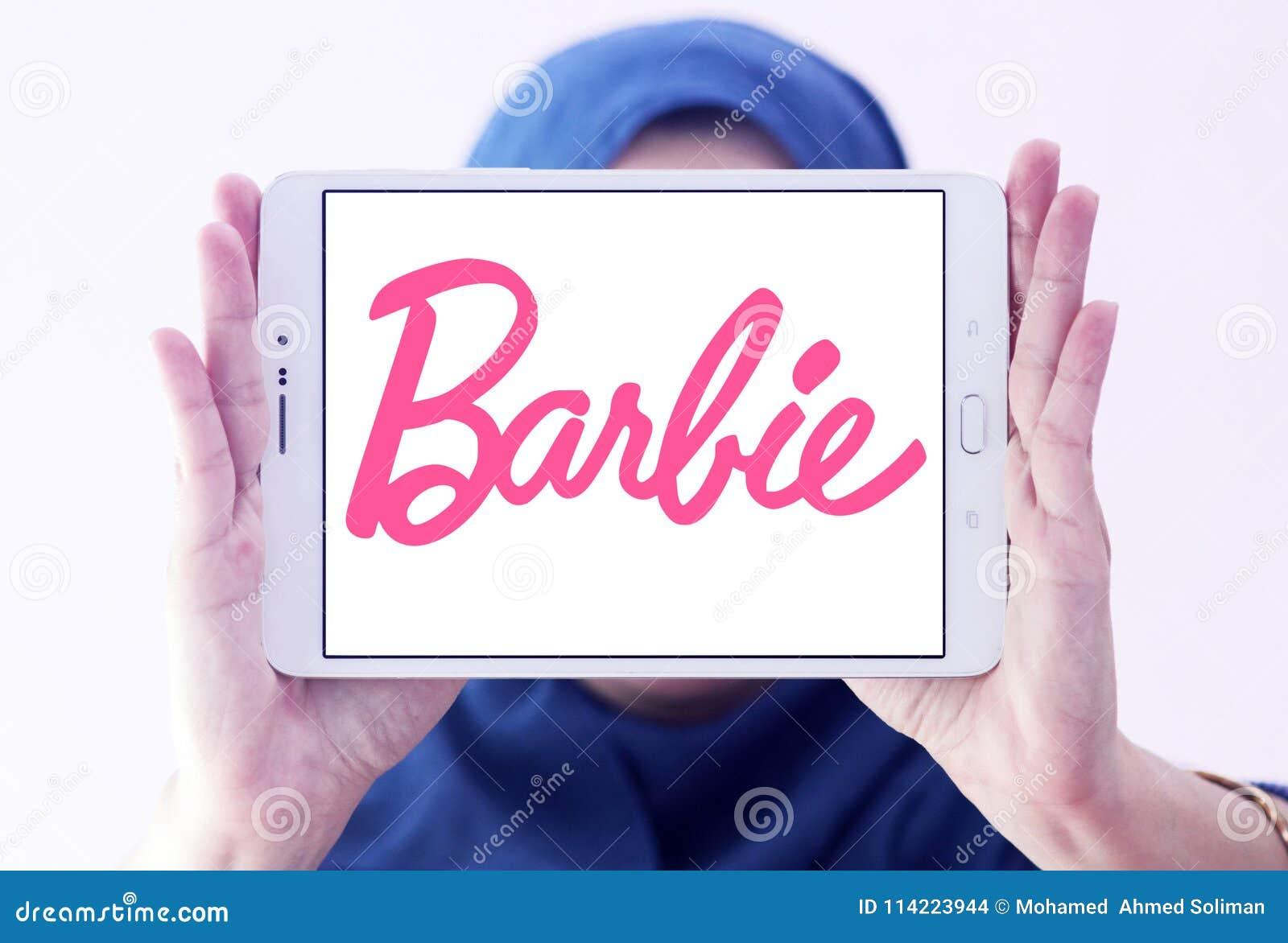 Barbie Logo Editorial Stock Image Image Of Logo Kids 114223944