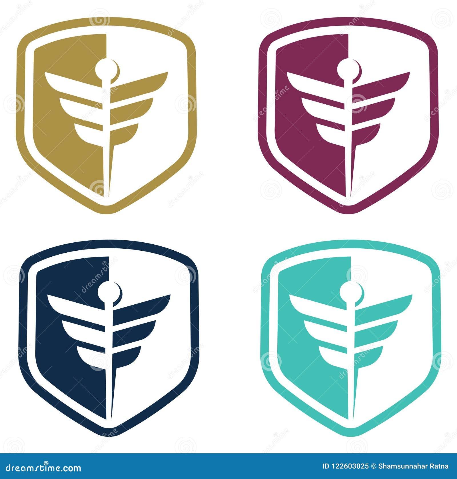 Best Business Logo Design App: Health And Wellness Logo Design Illustration Stock Vector rh:dreamstime.com,Design
