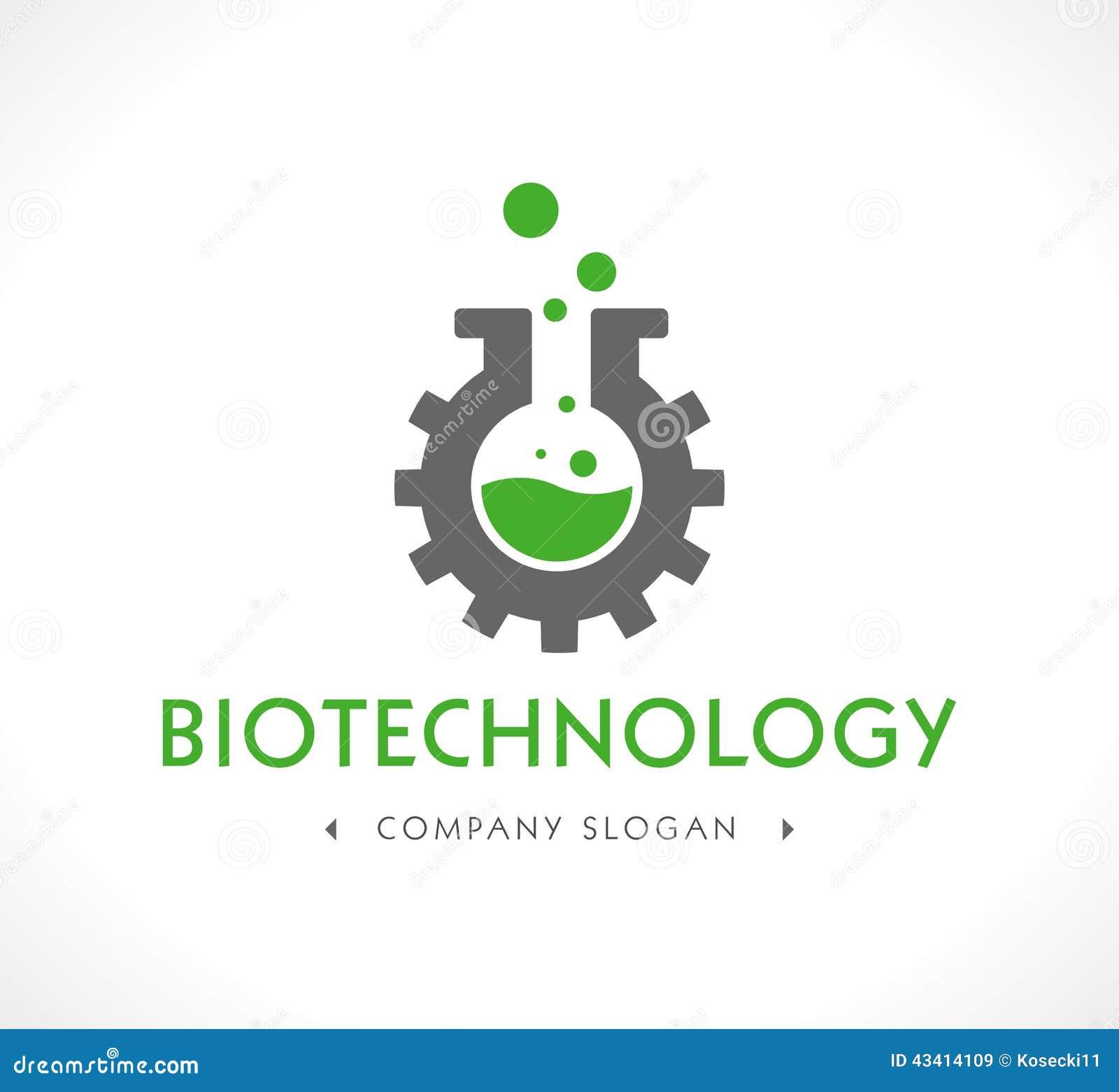 Logo - biotechnologie