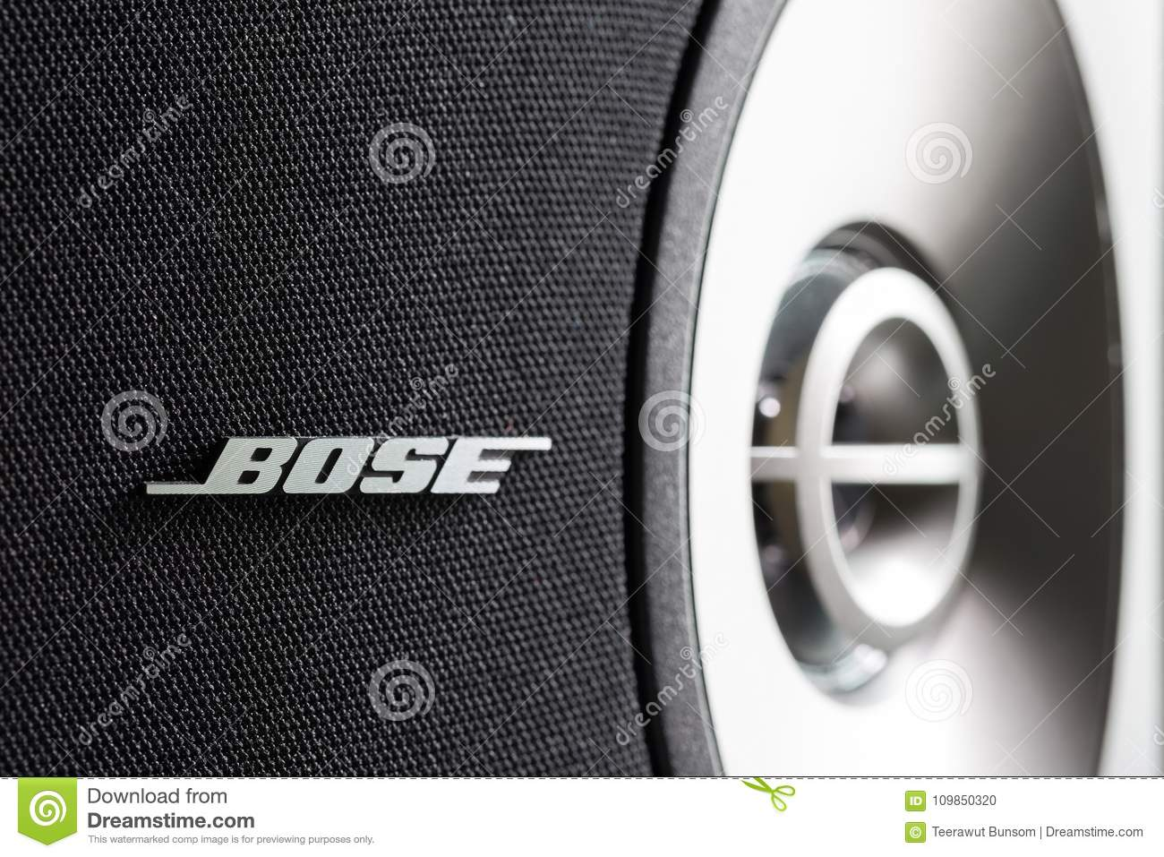 Bose Speakers For Cars >> Logo Of Bose Sound System Editorial Image Image Of