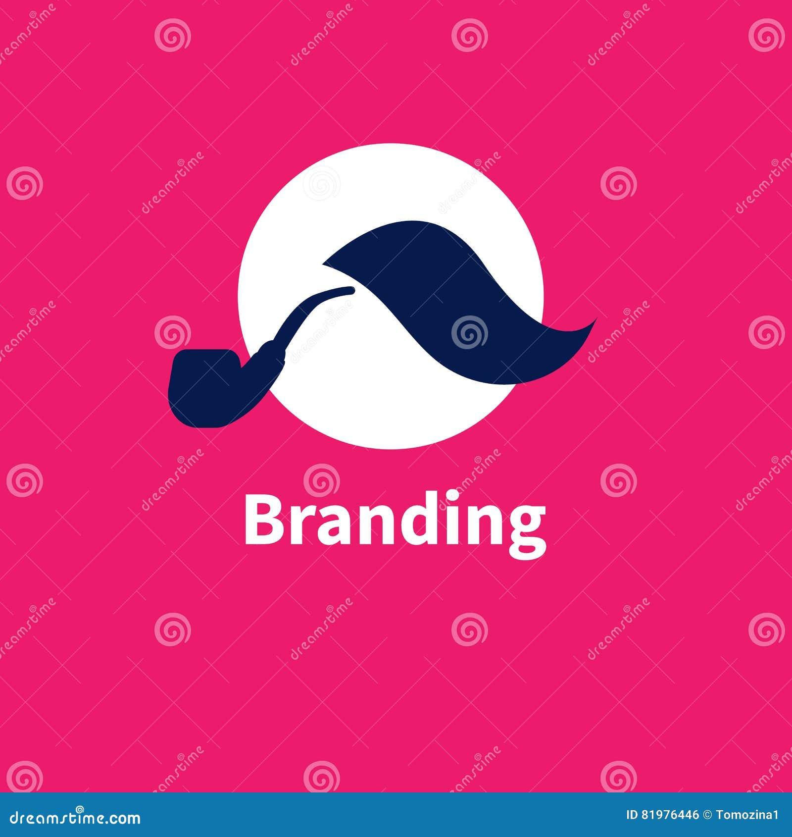Logo branding Agency stock vector  Illustration of fashion - 81976446