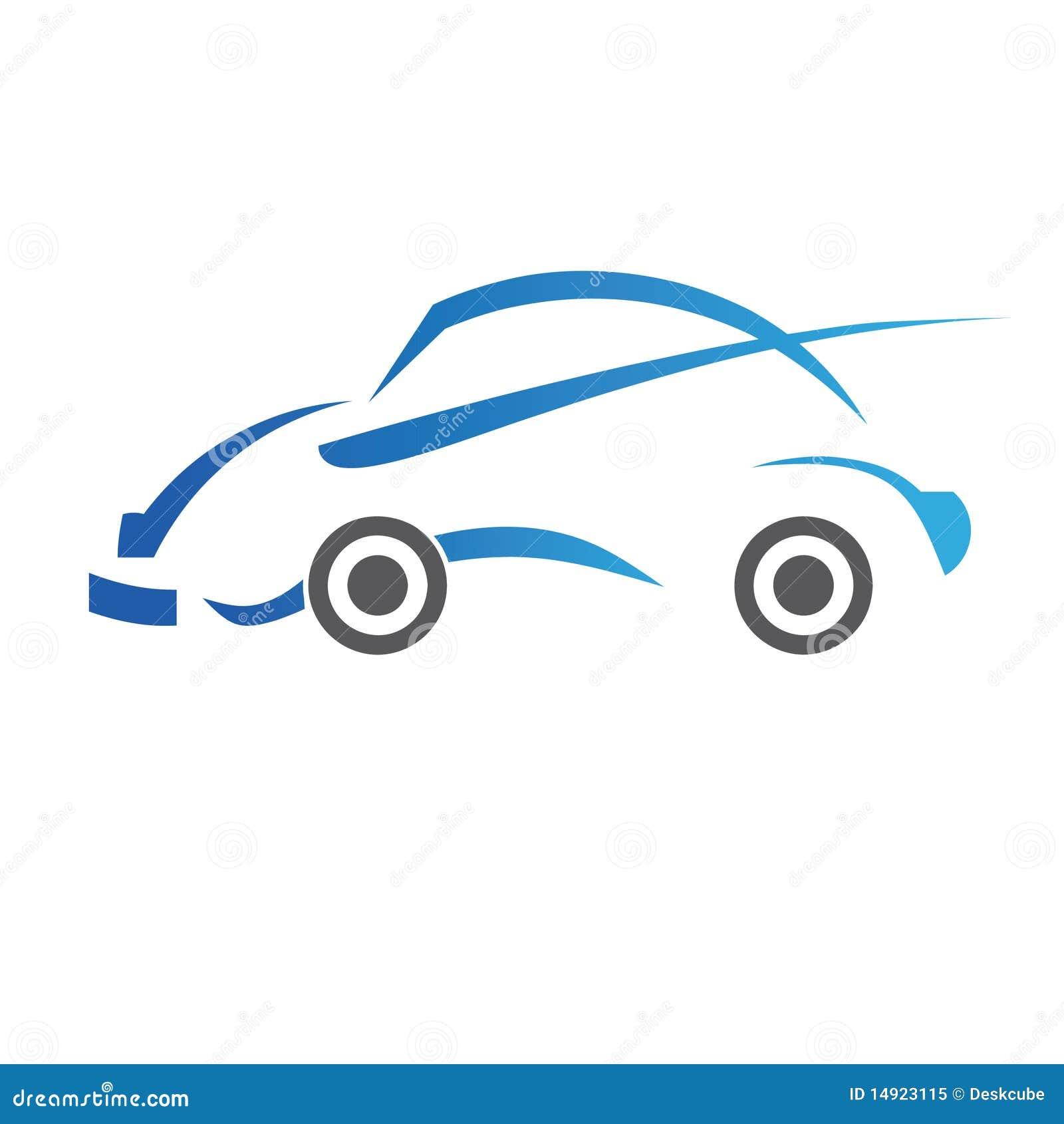 Blue Book Automobile Prices Logo Car Design Royalty Free Stock Photo - Image: 14923115
