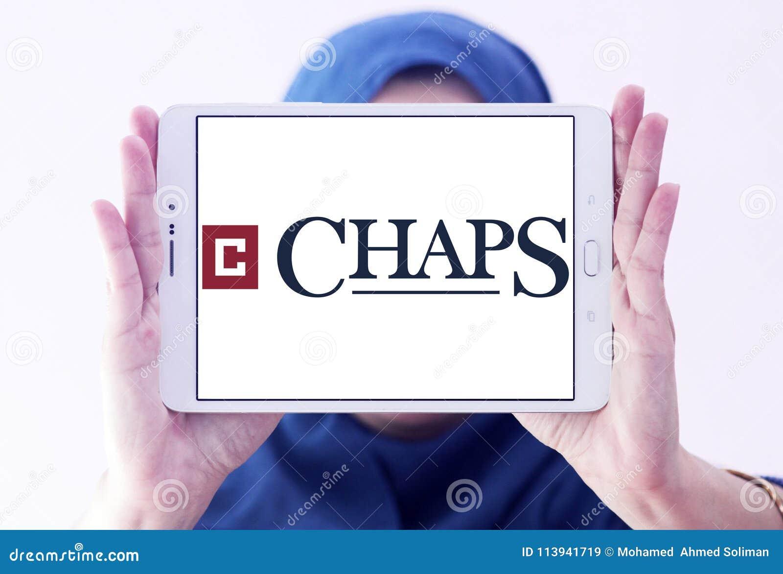 Chaps Clothing Brand Logo Editorial Stock Image Image Of Symbols
