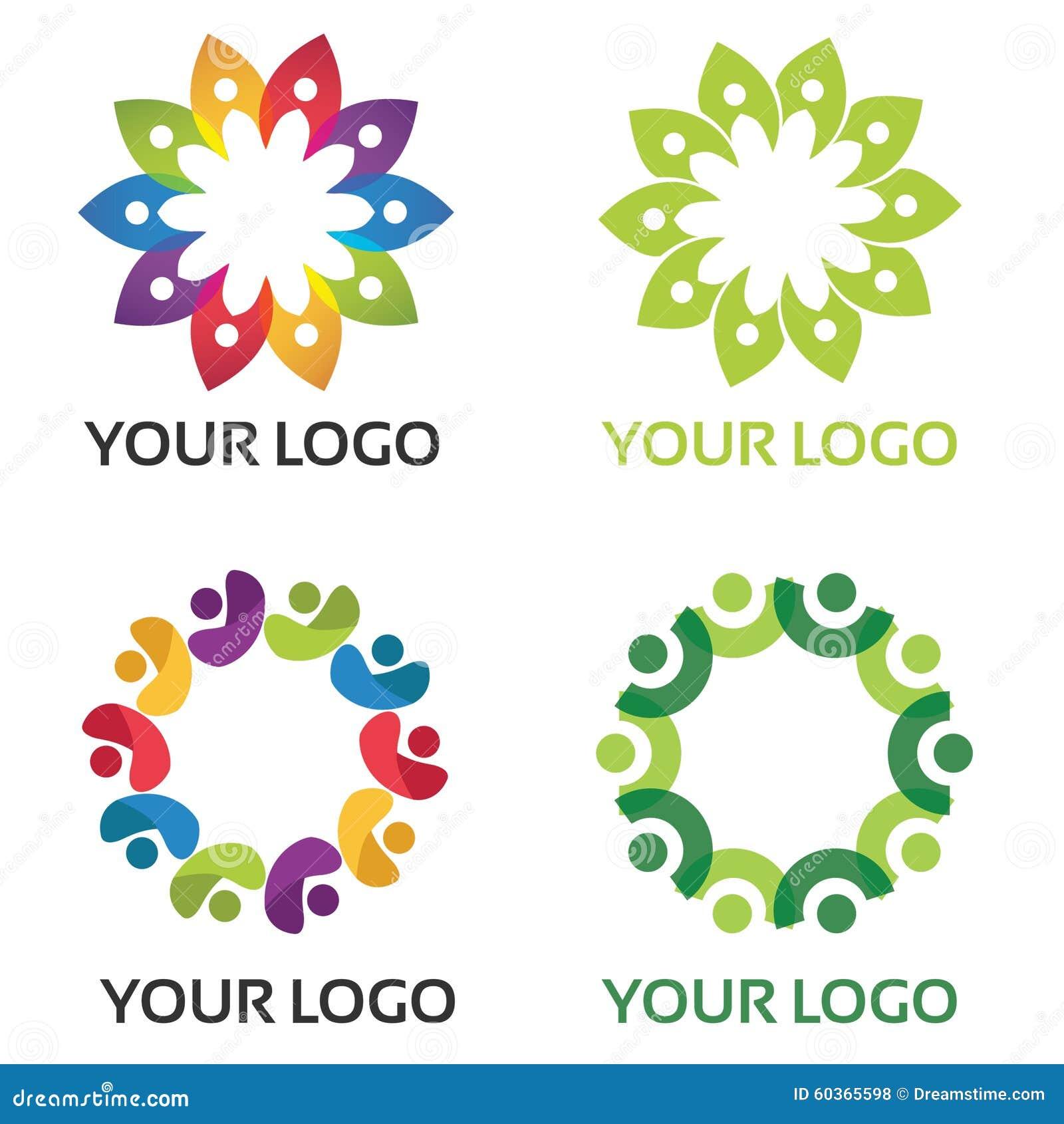 Logo Colourful della Comunità