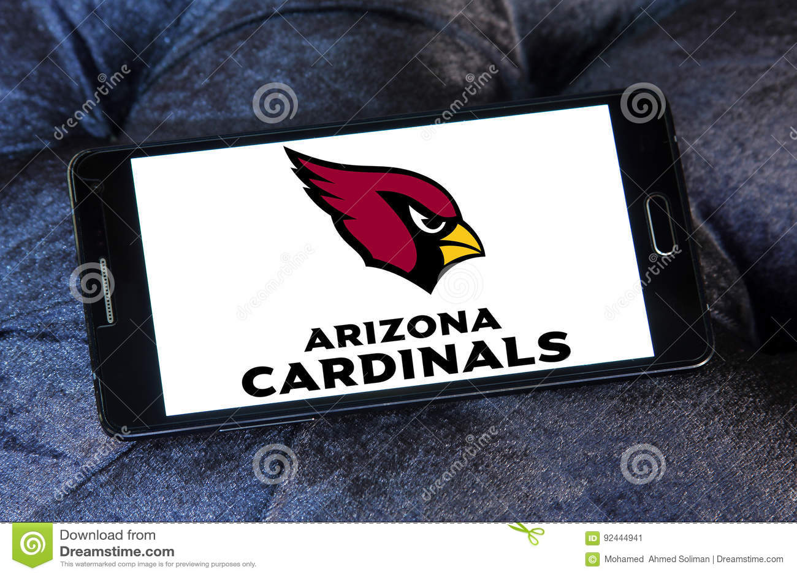 Logo d équipe de football américain d Arizona Cardinals