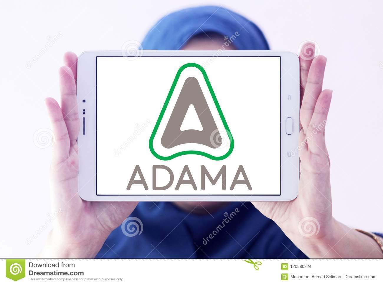 Logo d ADAMA Agricultural Solutions