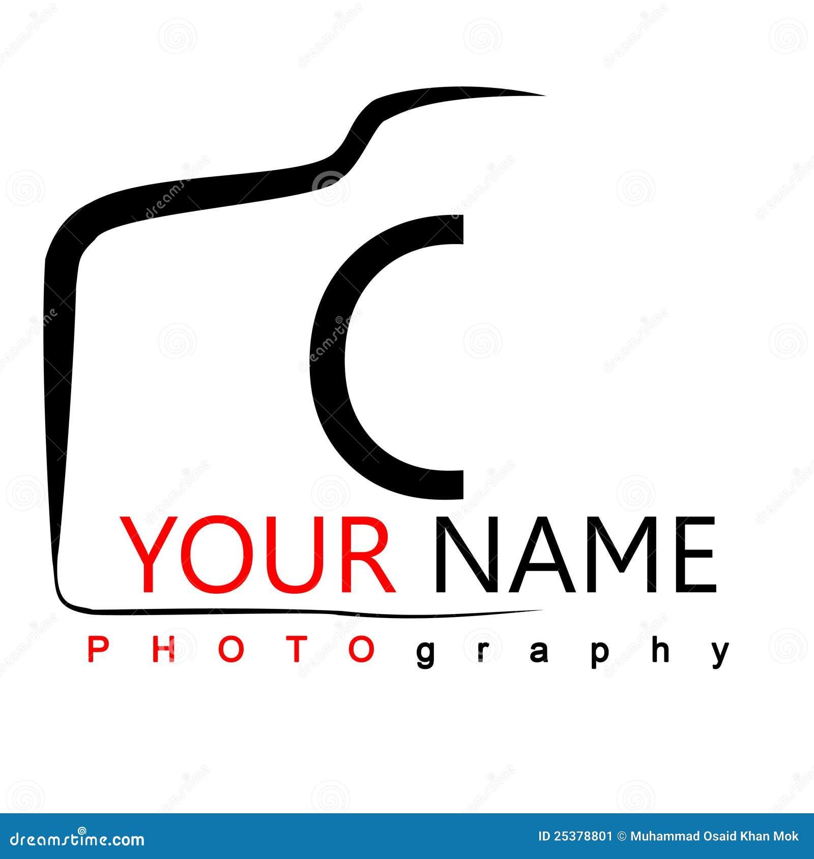 Logo d appareil-photo