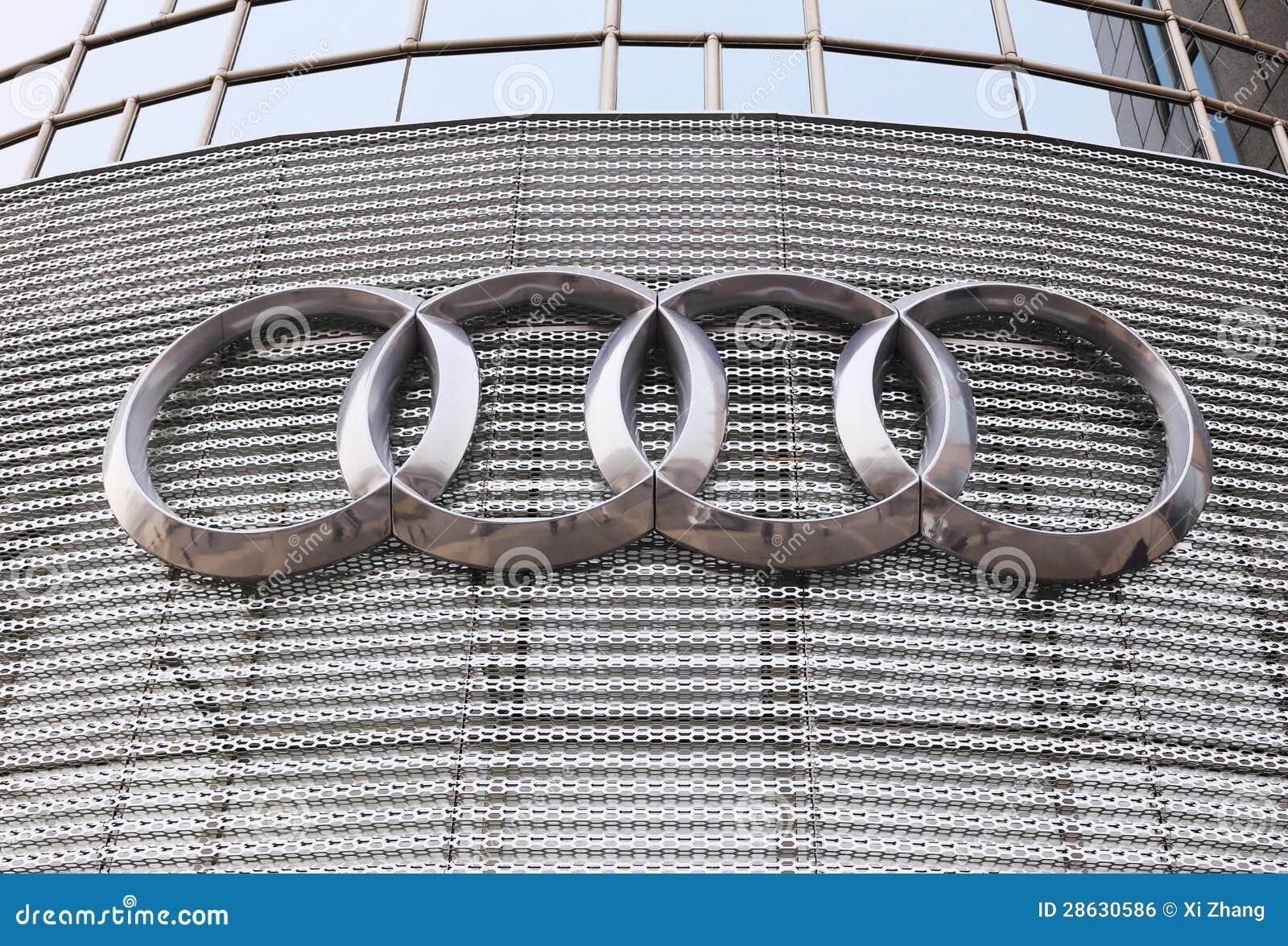 Logo d Audi