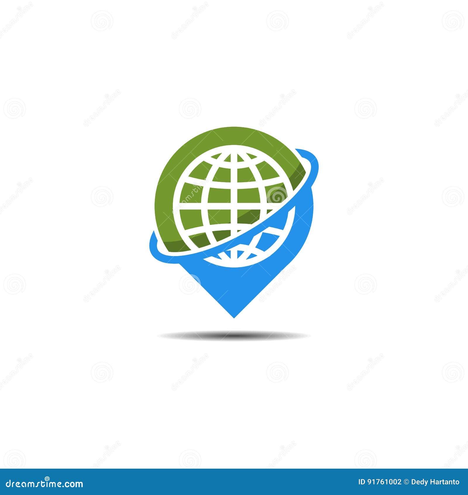 Logo d emplacement de Pin