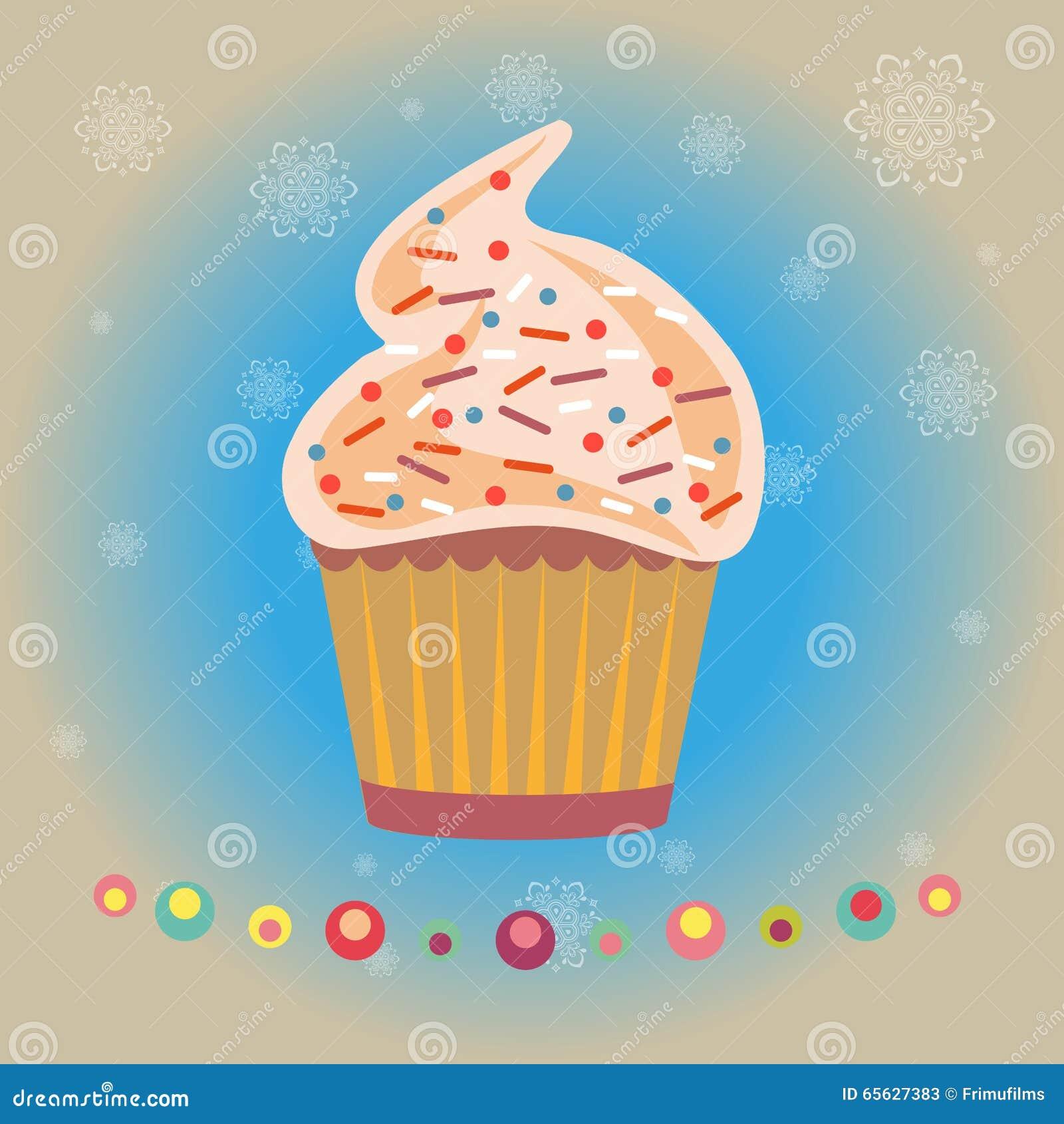 Logo de boutique de pâtisserie de petits gâteaux