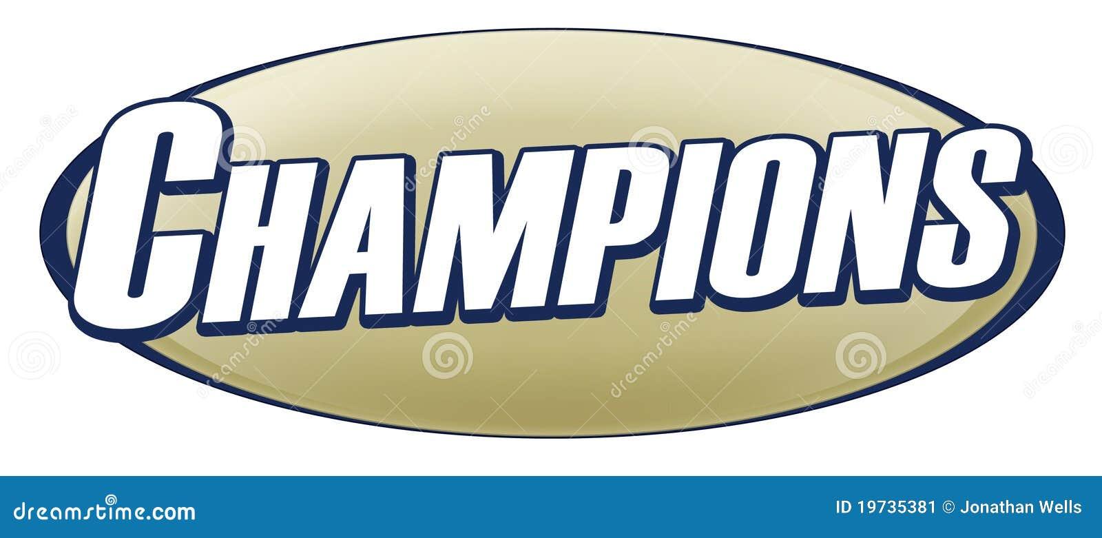 Logo de champions