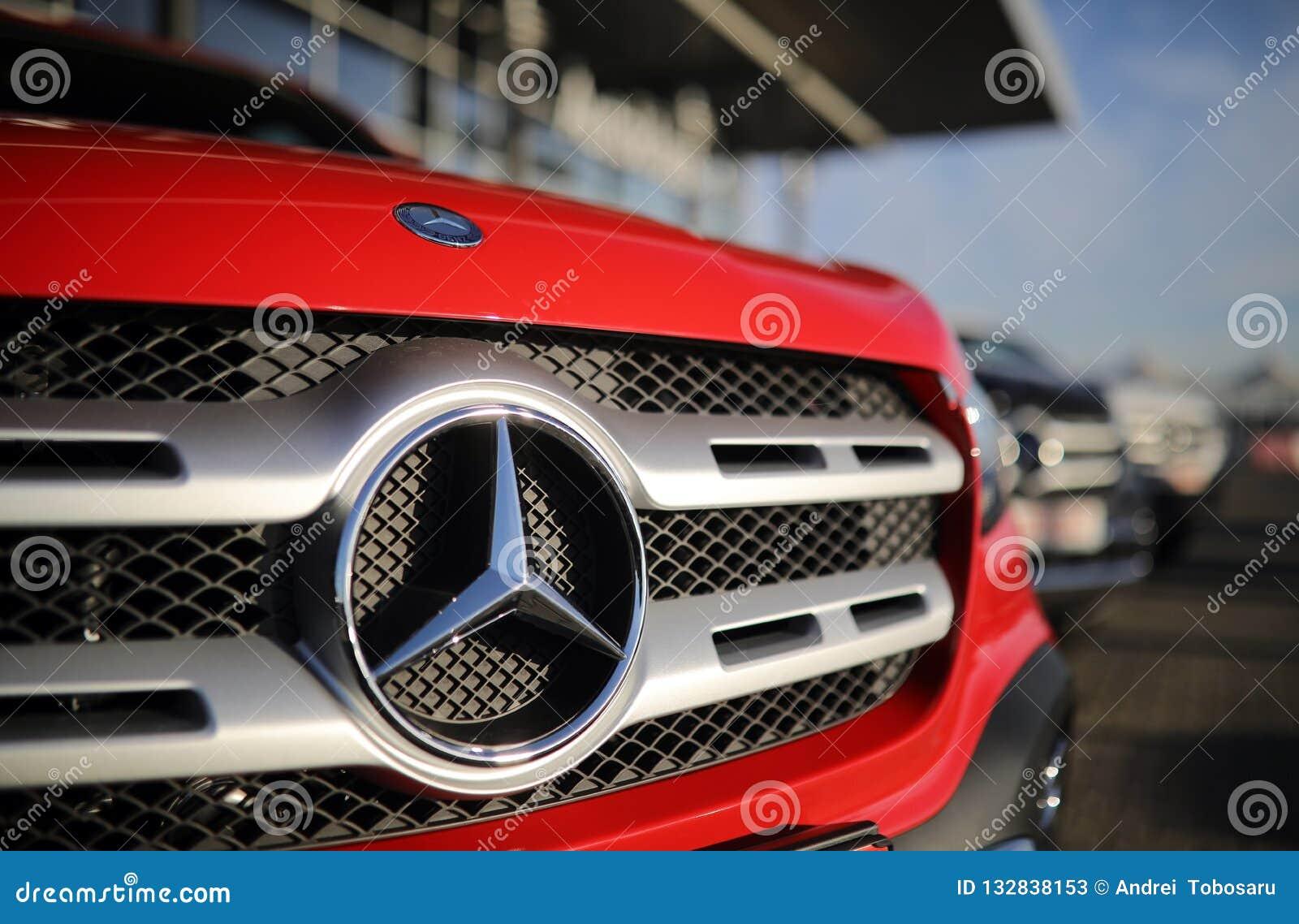 LOGO de classe de Mercedes-Benz X