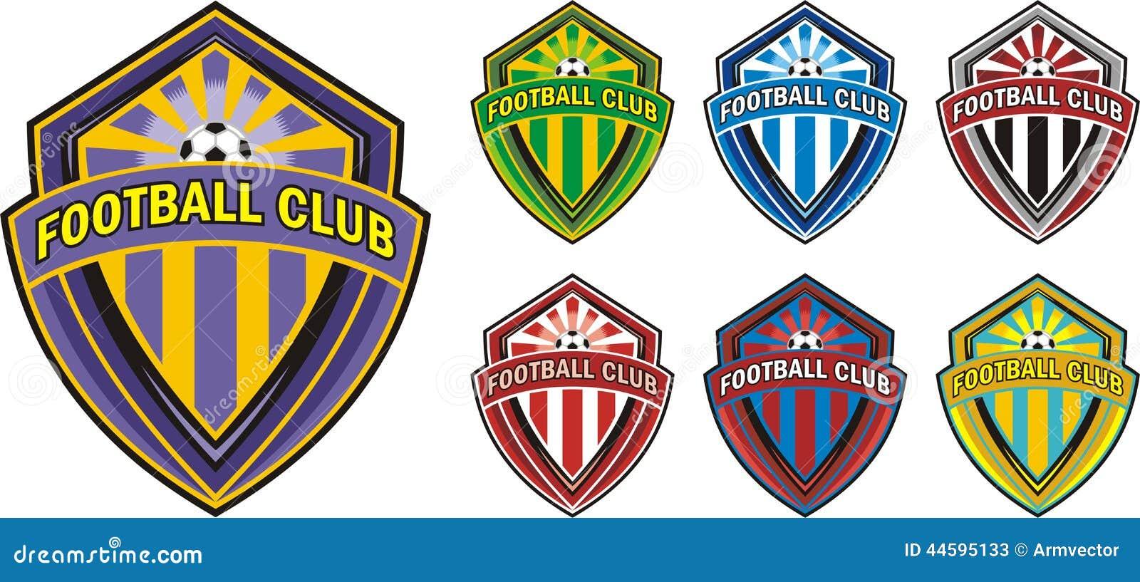 Logo de club du football illustration de vecteur illustration du championnat 44595133 - Logo club foot bresil ...