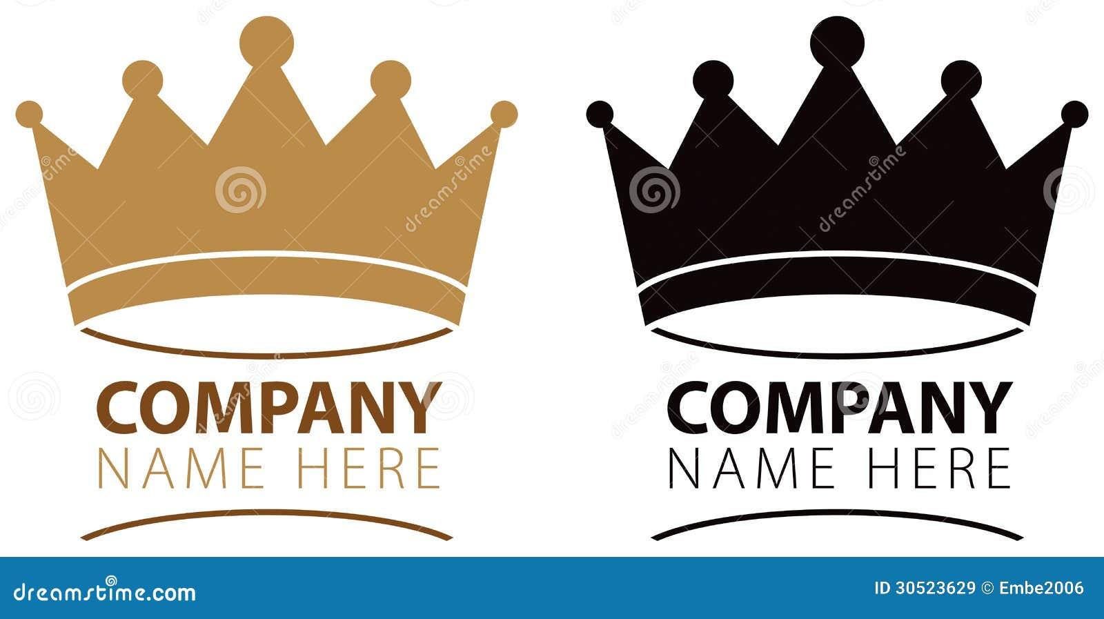Logo de couronne