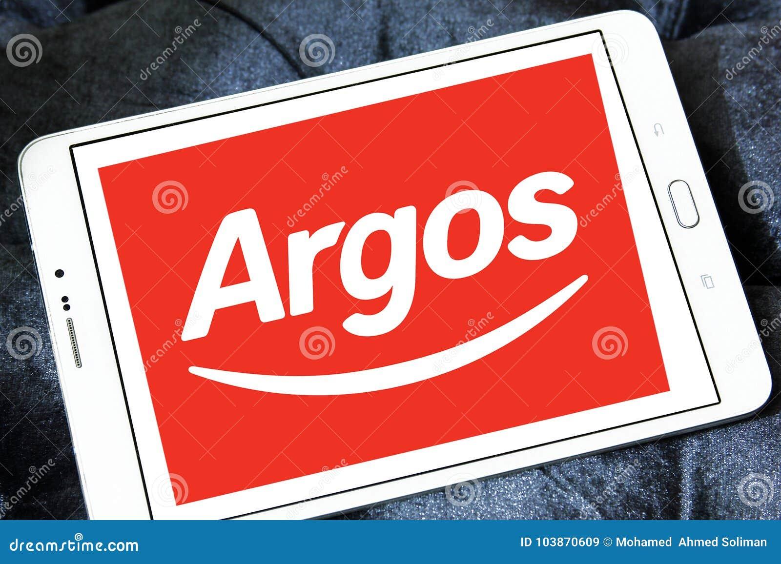 Logo de détaillant d Argos