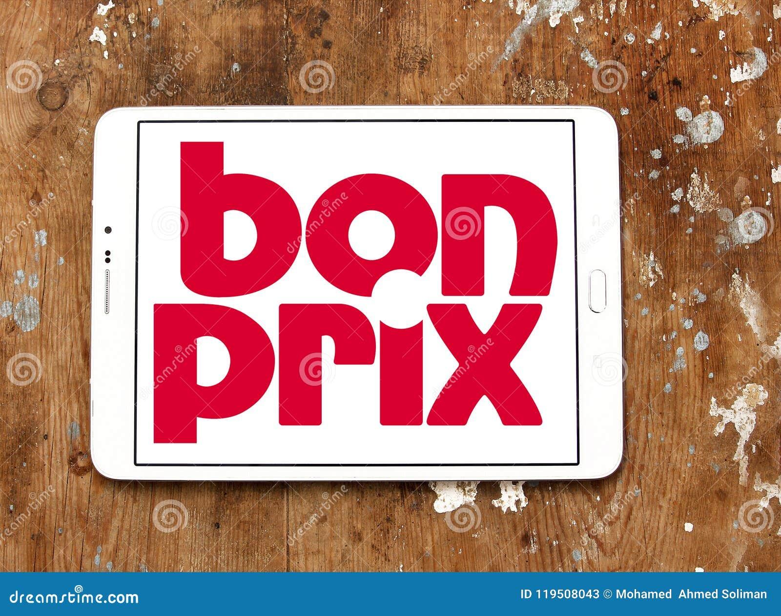 Logo de détaillant de mode de Bonprix