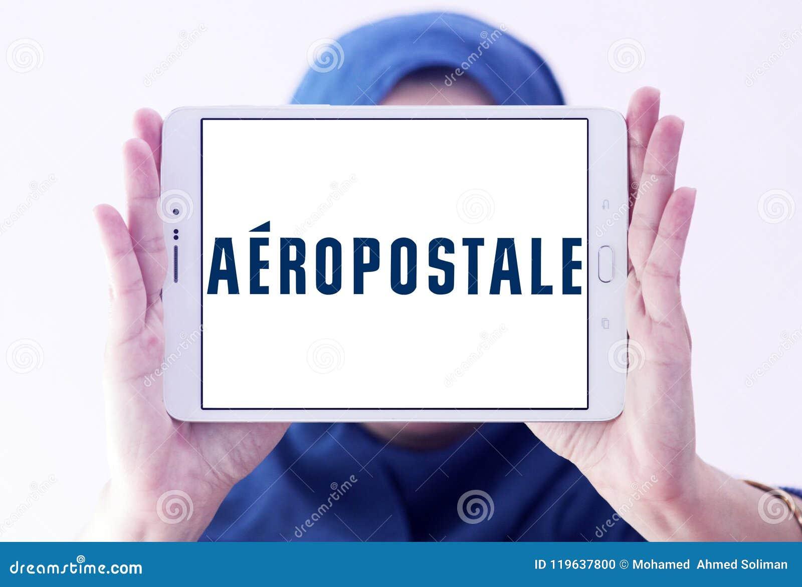 Logo de détaillant de mode d Aeropostale