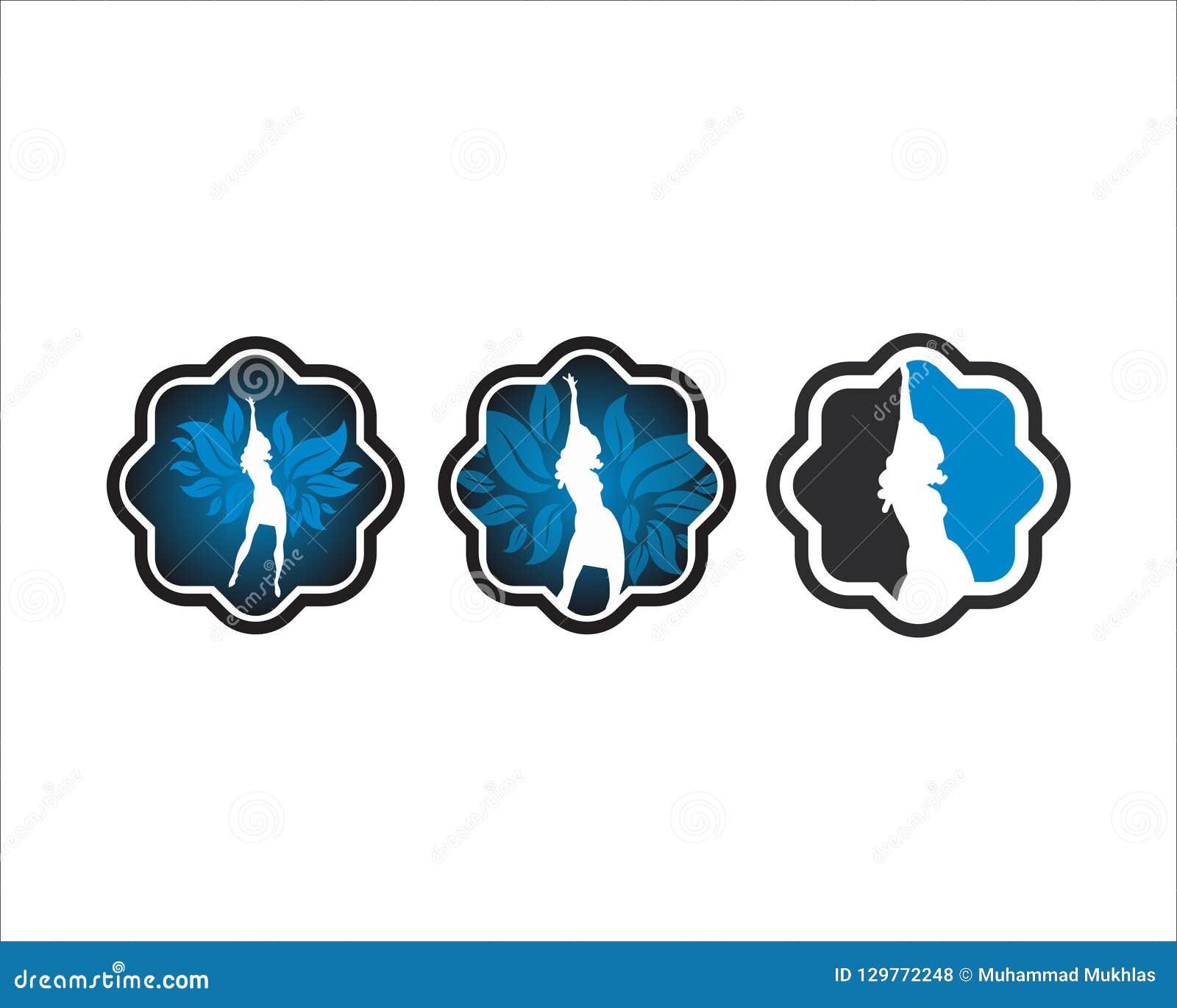 Logo de femmes de danse