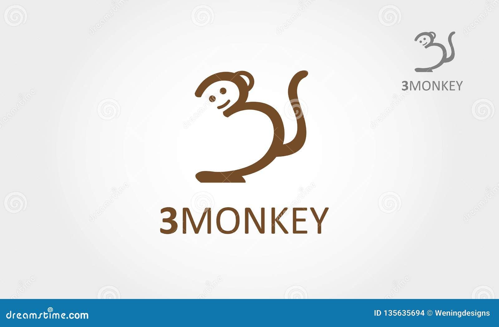 Logo de la bande dessinée 3Monkey