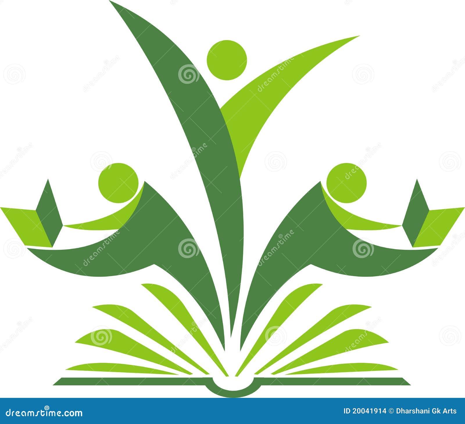 Logo de lecteur de livre