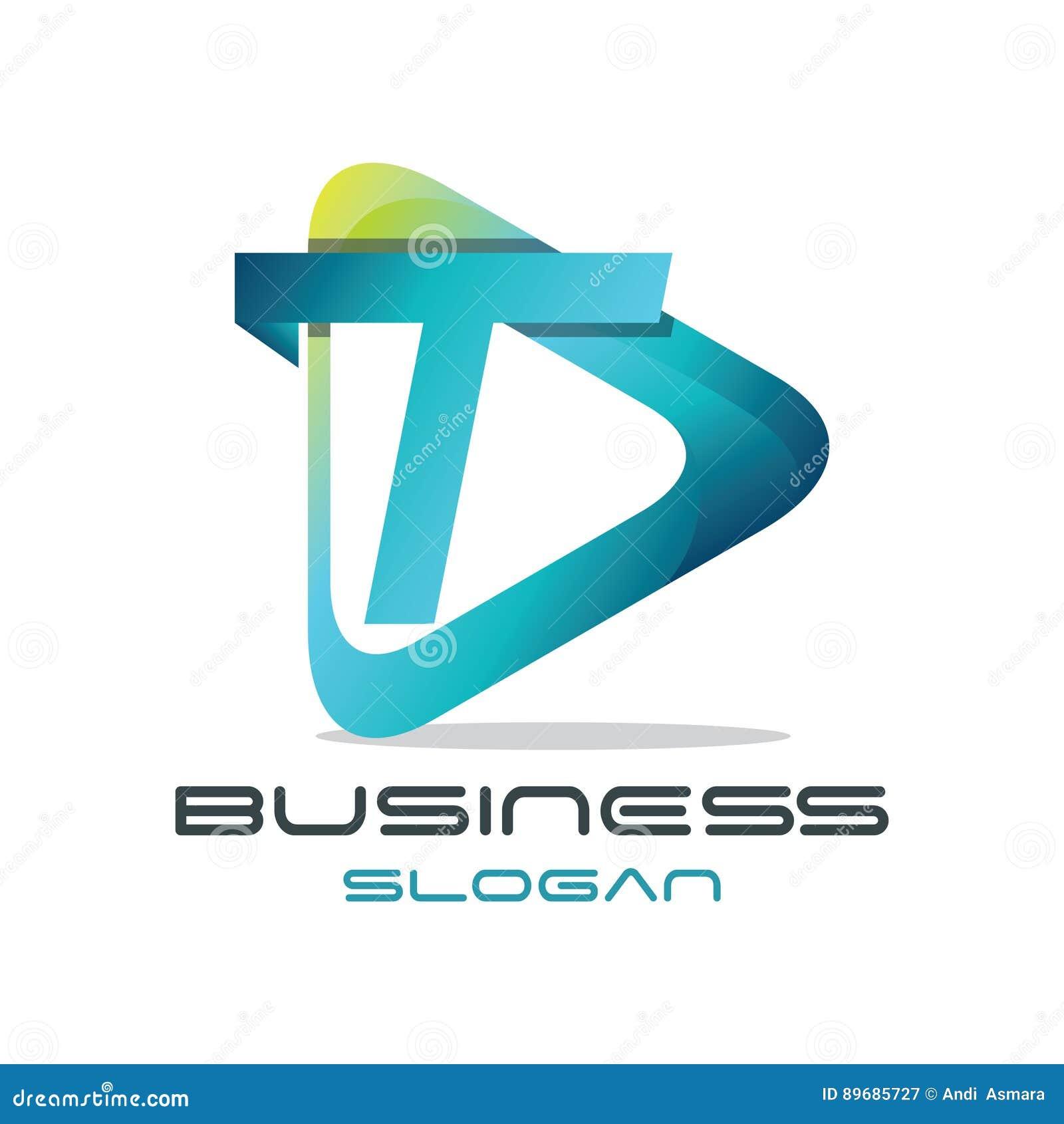 Logo de media de la lettre T