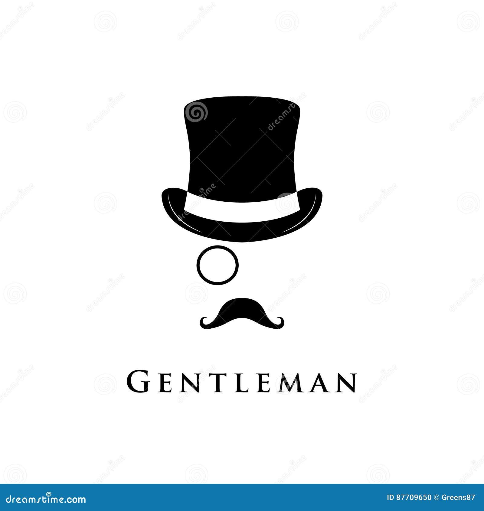 Logo de monsieur Vecteur