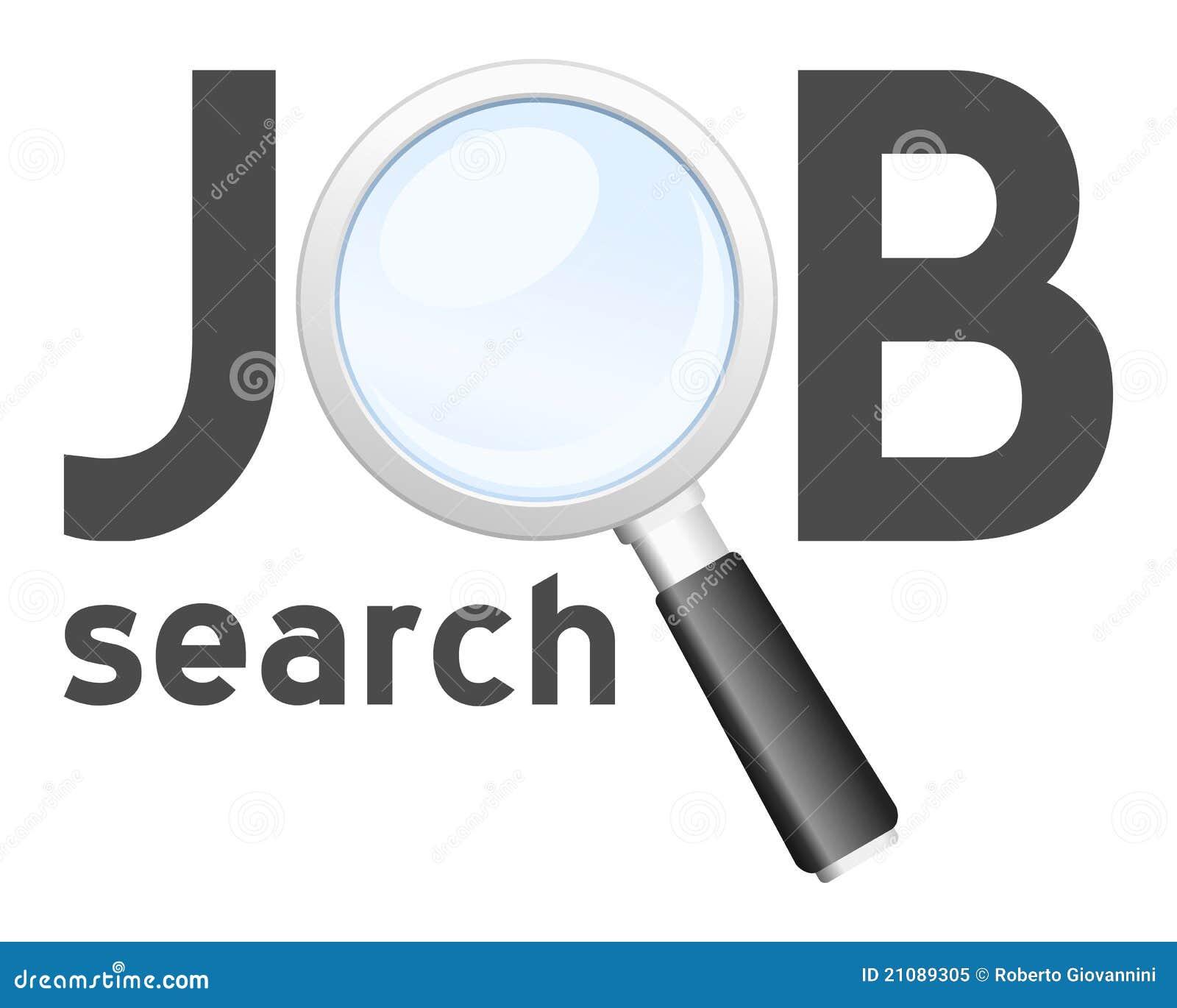 Logo de recherche d un emploi