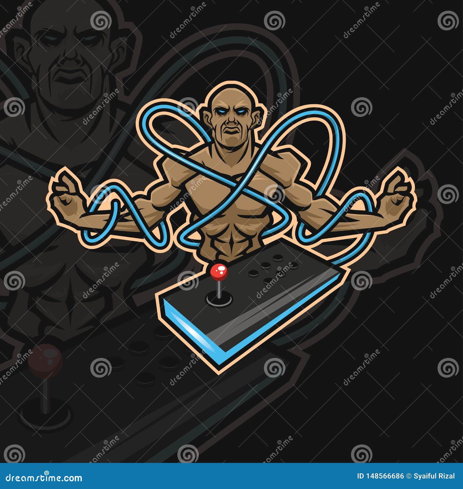 Logo de sport du moine e