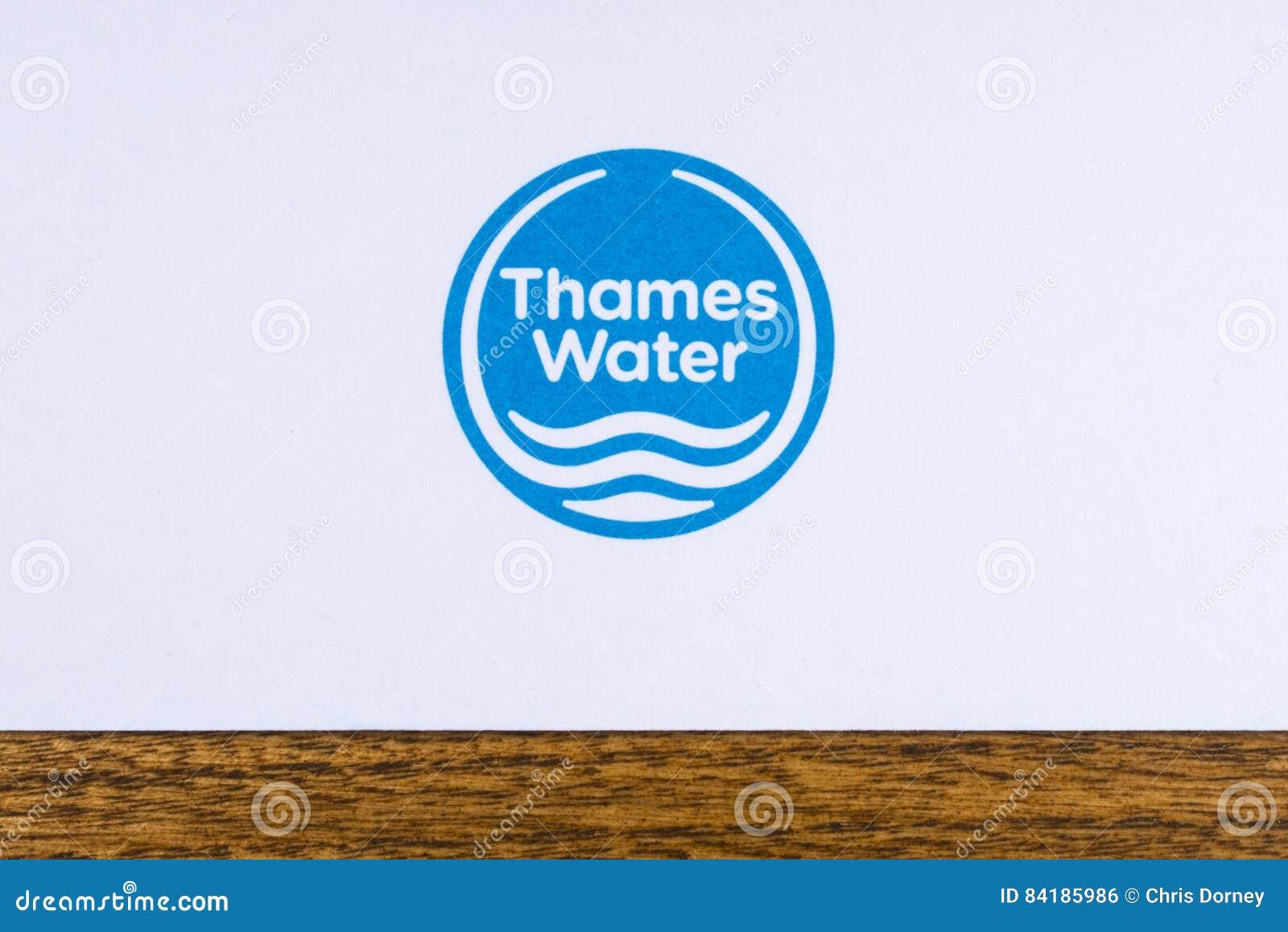Logo de Thames Water