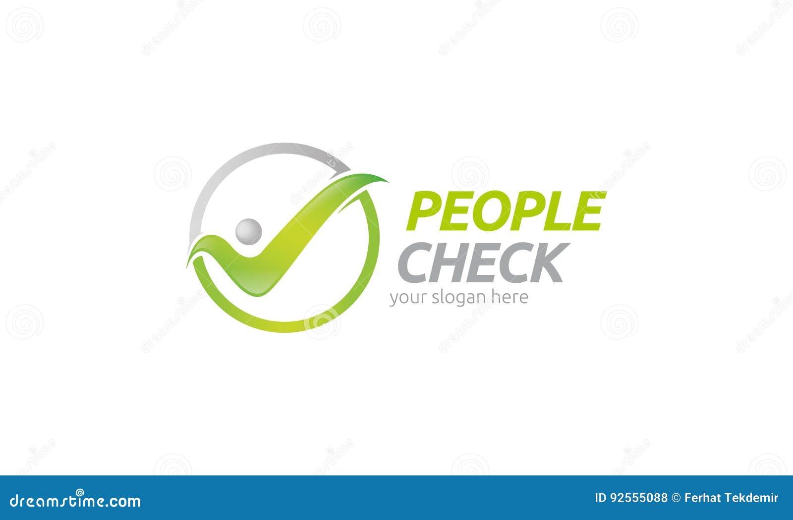 Logo del controllo della gente