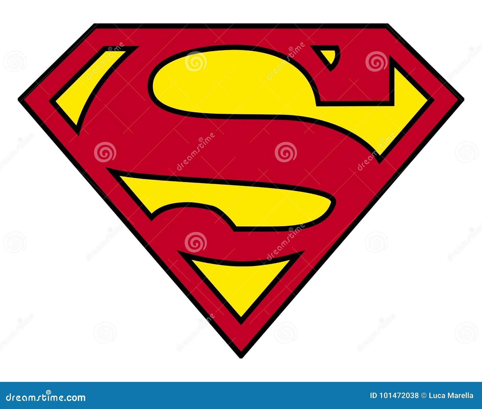 Logo del superman