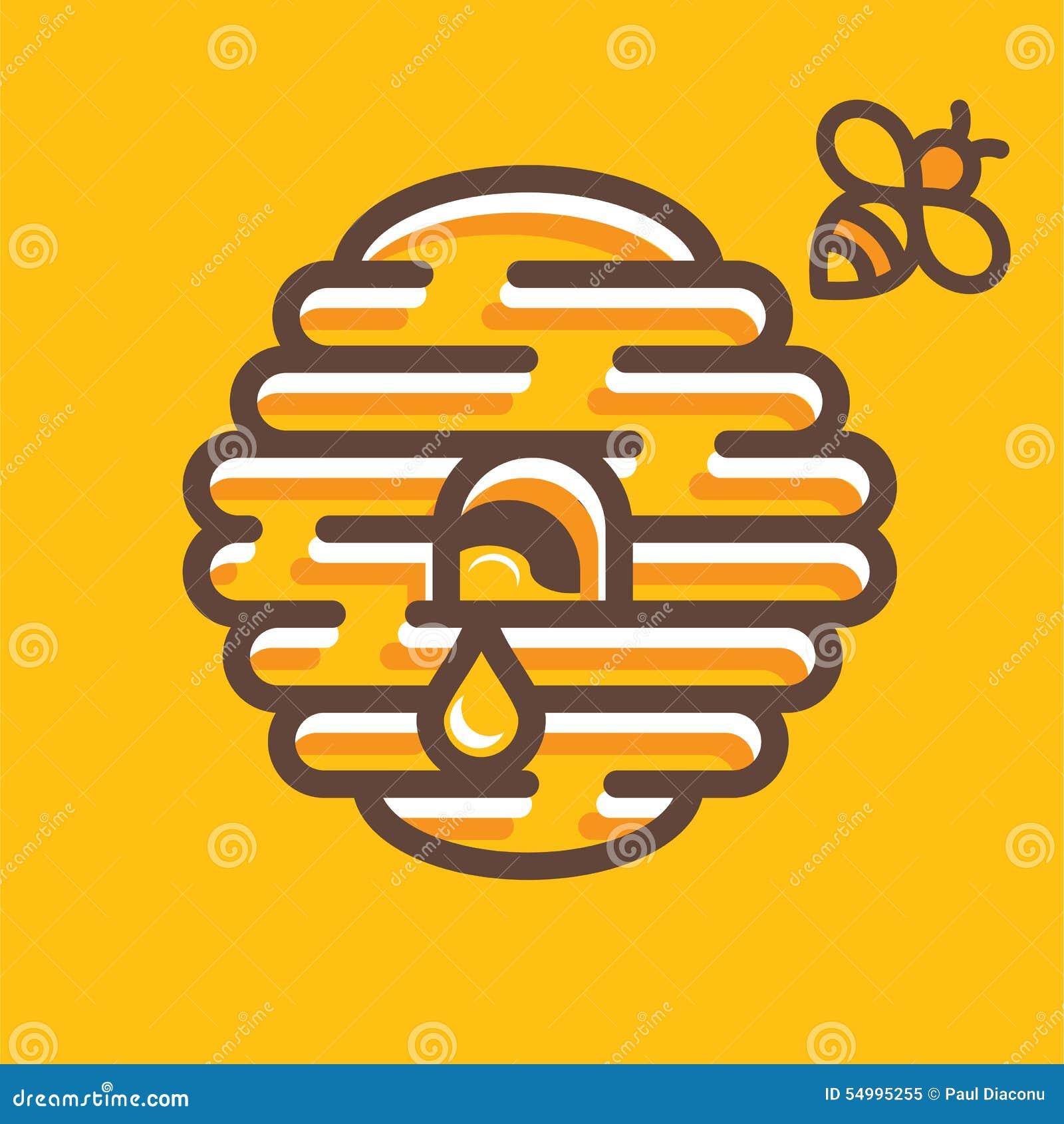 Logo dell alveare