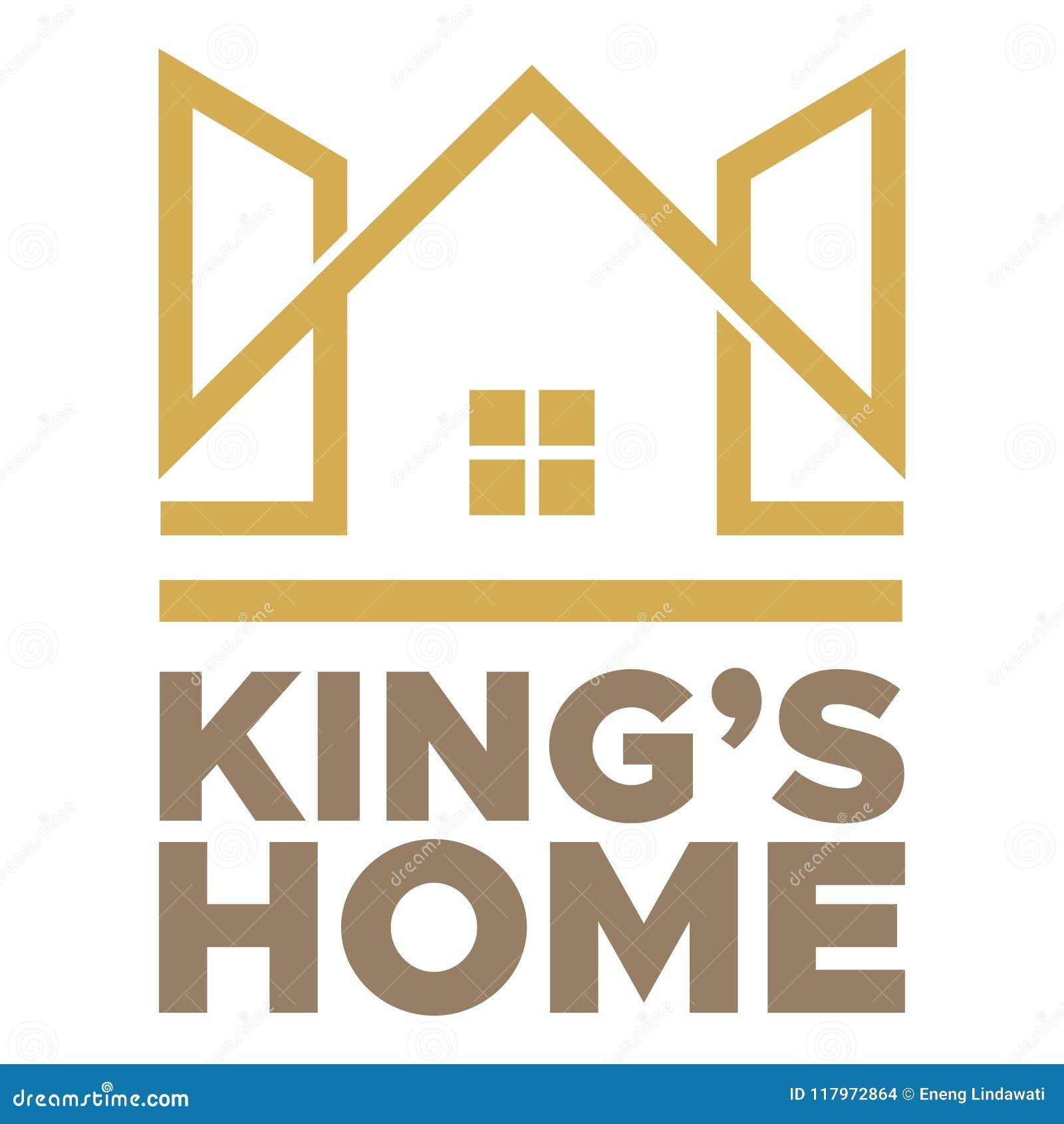 Logo dell estratto di re Home