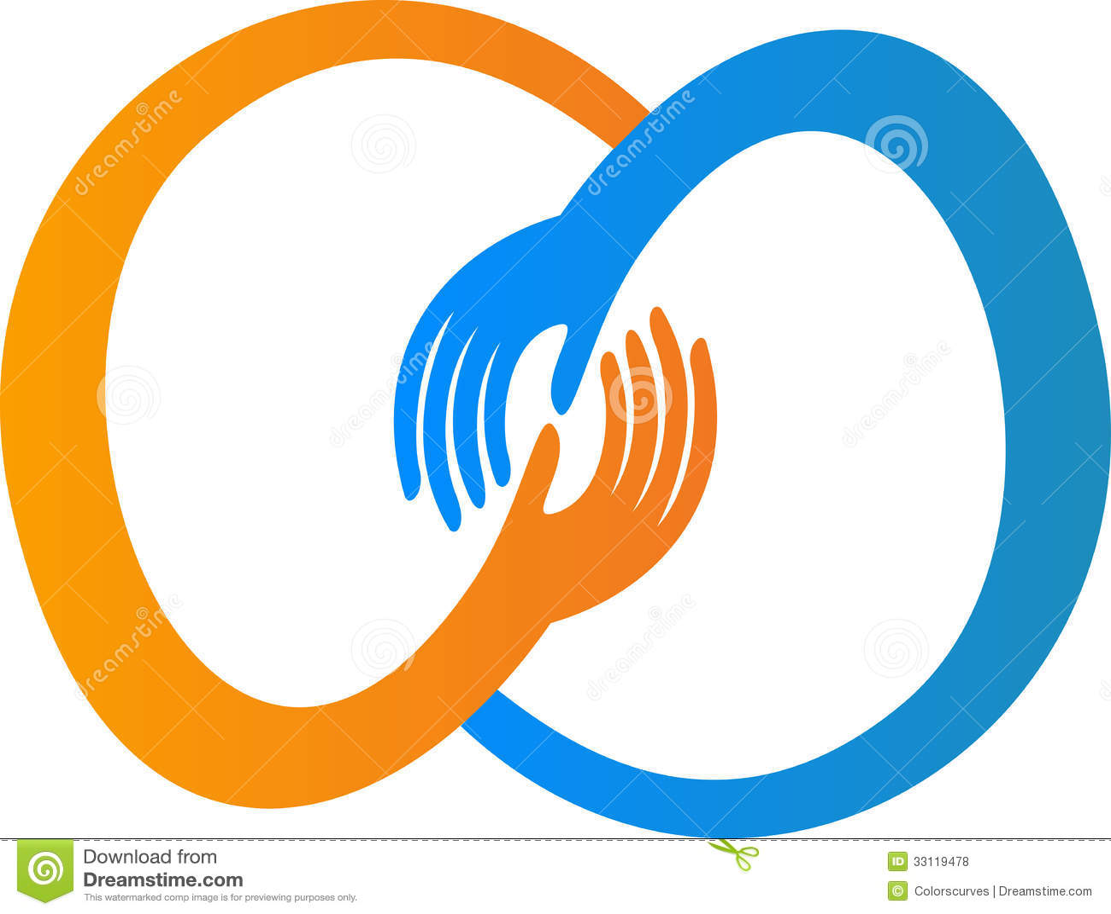 Logo della mano