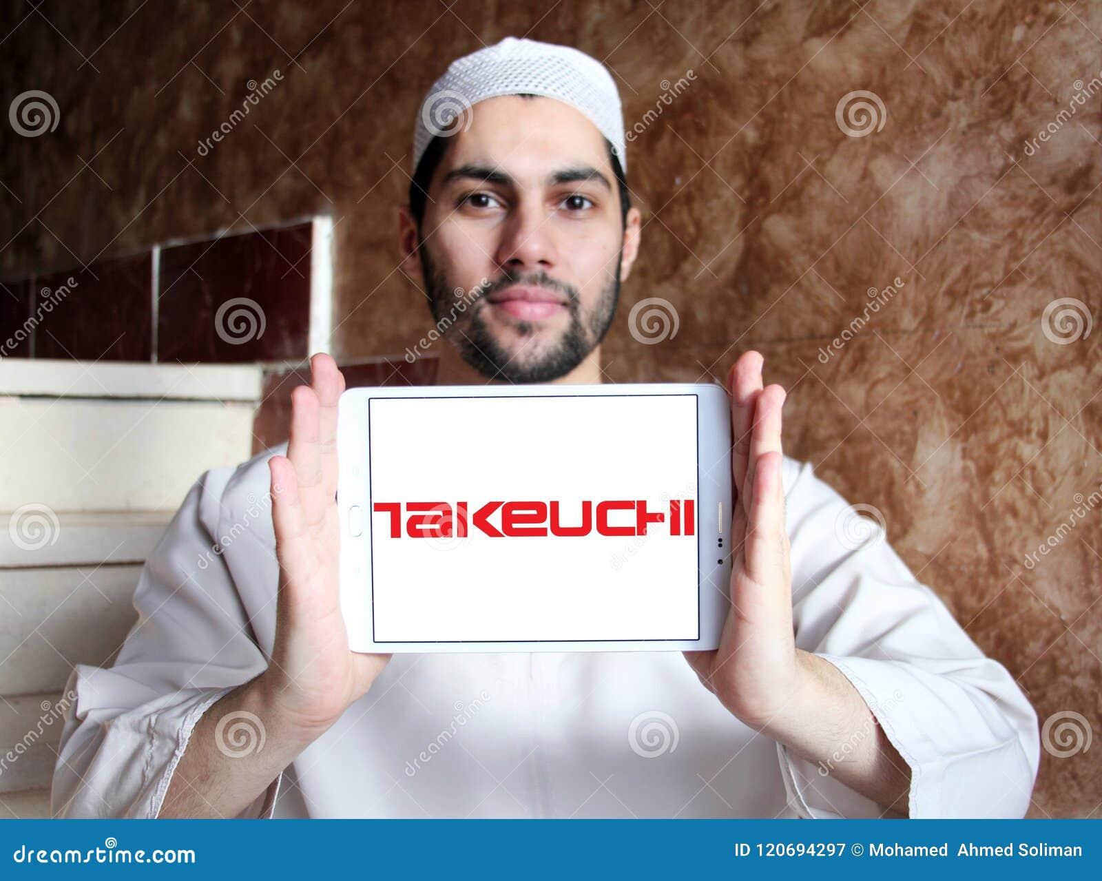 Logo della società di Takeuchi Manufacturing