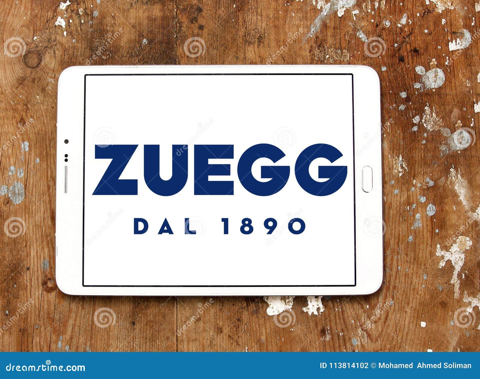 Logo della società di Zuegg