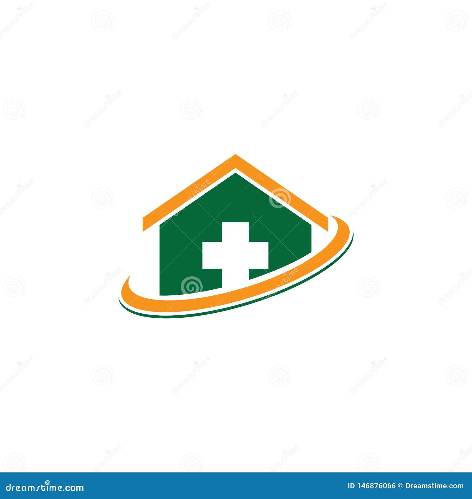 Logo der medizinischen Klinik der Haussorgfalt