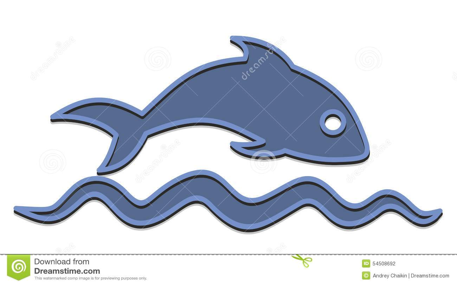 Logo des poissons