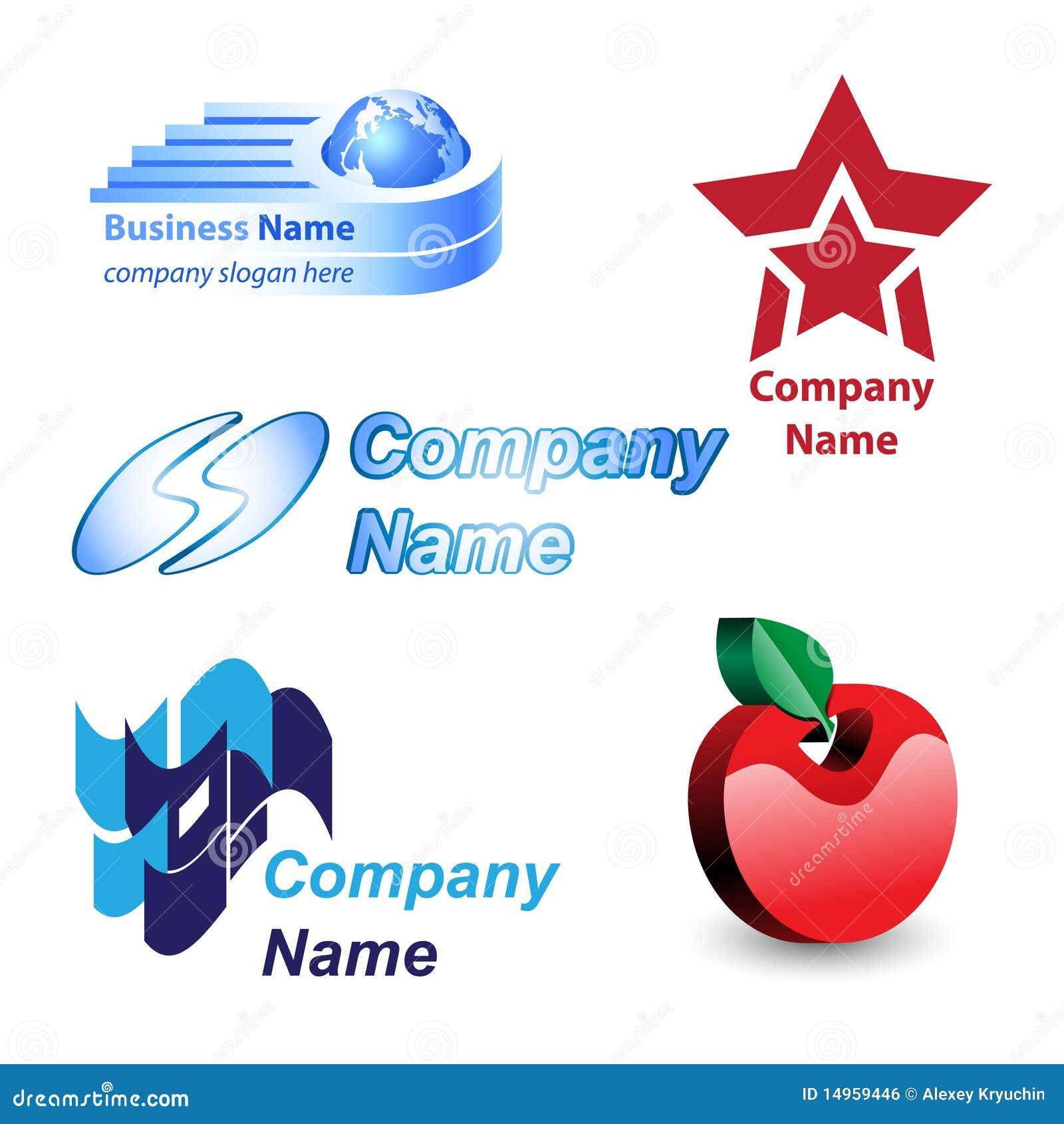 Logo Design Royalty Free Stock Image - Image: 14959446