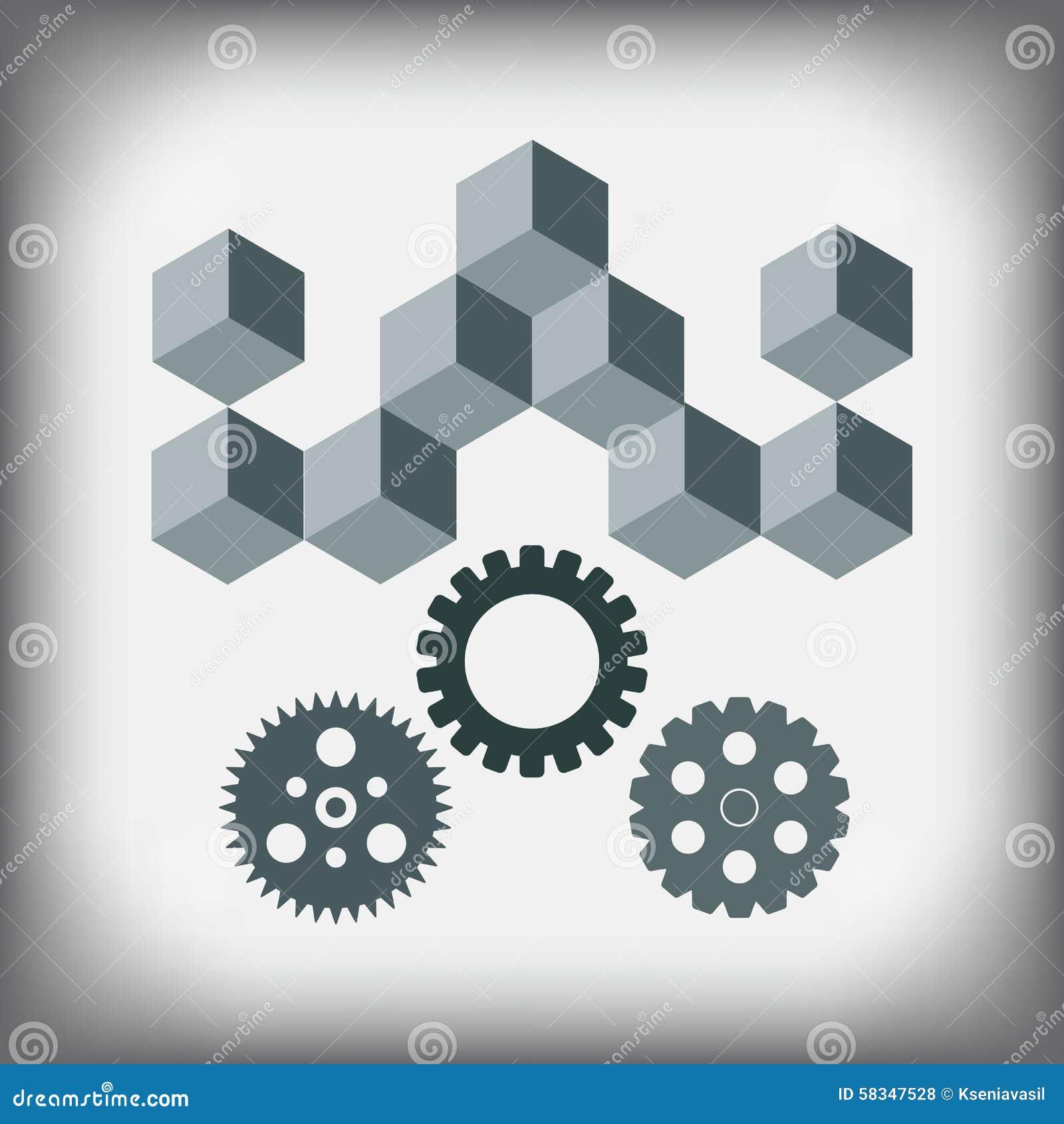 Logo Design Repair Service Stock Vector Image 58347528